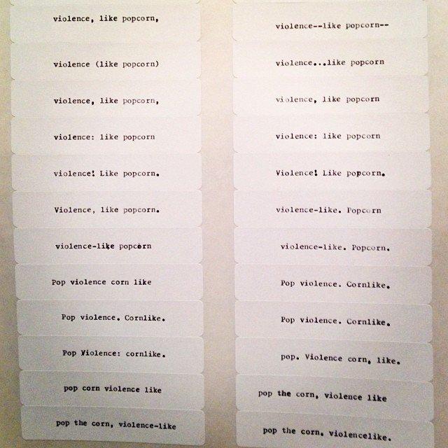 violence-like-popcorn-billimarie-typewriter-poetry-artisanal-la